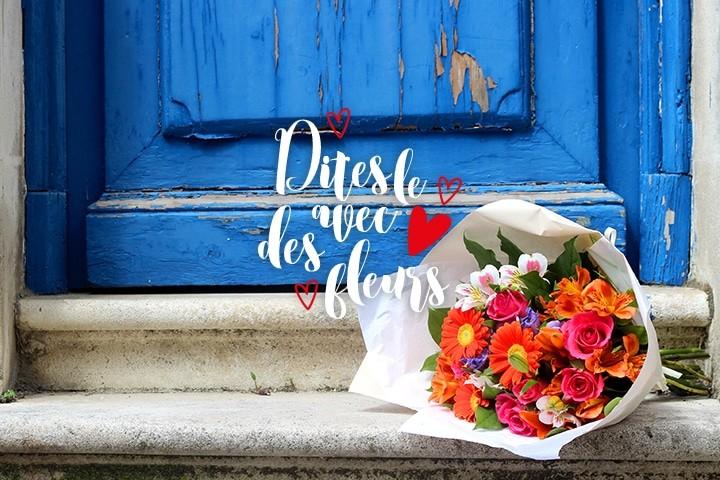 Fleurs Maroc: Dites-le avec des fleurs