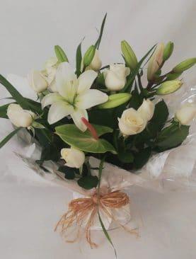 Bouquet corazon
